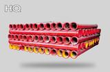 高压无缝地泵管3米